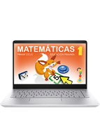Matemáticas 1º EP Virtual
